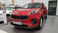 KIA Sportage 1.6 GDI 132km 6MT 2WD Business Line 2018MY