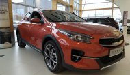 KIA XCeed 1.5 T-GDi 6MT 160 wersja M+SMART+A18