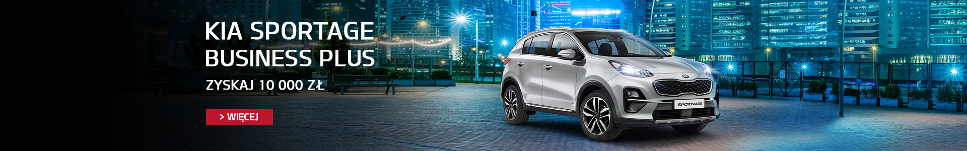 Sportage Business Plus